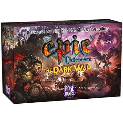 Tiny Epic Defenders Extension : Dark War
