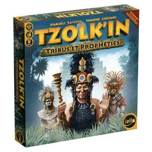 Tzolk'in Extension: Tribes And Prophecies