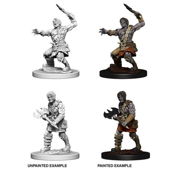 Dungeons & Dragons : Nolzur's Marvelous Unpainted Miniatures - Nameless One
