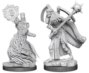Pathfinder: Deep Cuts Unpainted Miniatures - Liches