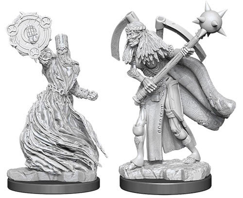 Pathfinder : Deep Cuts Unpainted Miniatures - Liches