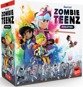 Zombie Teenz Evolution (Fr)