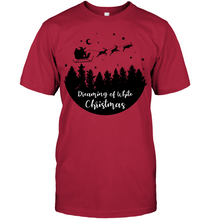 Load image into Gallery viewer, White Christmas T-Shirt - Bekker Clothing