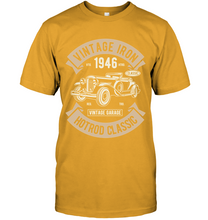 Load image into Gallery viewer, Vintage Hotrod Classic T-Shirt - Bekker Clothing