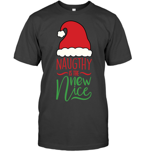 Naughty is the new Nice T-Shirt - Bekker Clothing
