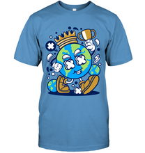 Load image into Gallery viewer, World King Cartoon T-Shirt - Bekker Clothing