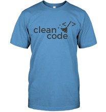 Load image into Gallery viewer, Clean Code T-Shirt - Bekker Clothing