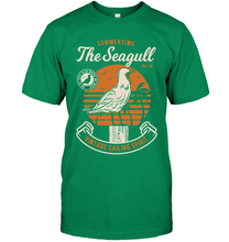 Load image into Gallery viewer, Summertime Seagull T-Shirt - Bekker Clothing