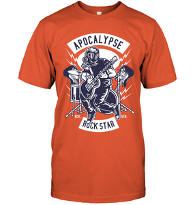 Apocalyptic Rock Star T-Shirt - Bekker Clothing