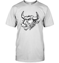 Load image into Gallery viewer, Bulls Logo T-Shirt - Bekker Clothing