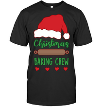 Load image into Gallery viewer, Christmas Baking Crew T-Shirt - Bekker Clothing