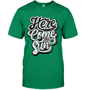 Here Comes The Sun T-Shirt - Bekker Clothing