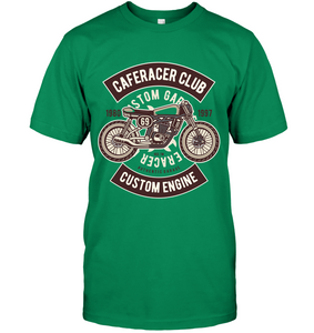 Caferacer Club Bike T-Shirt - Bekker Clothing