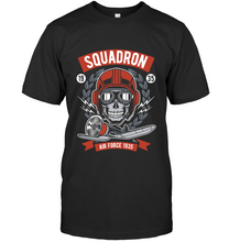 Load image into Gallery viewer, Squadron Air Force T-Shirt - Bekker Clothing