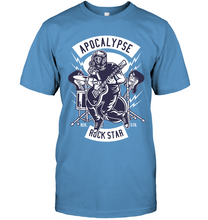 Load image into Gallery viewer, Apocalyptic Rock Star T-Shirt - Bekker Clothing