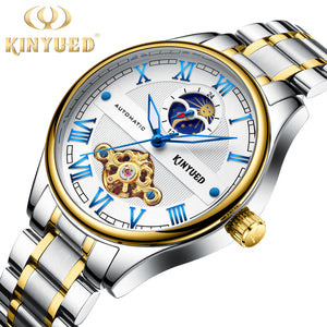 watches men luxury brand automatic mechanical wristwatches