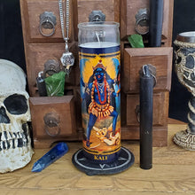 Load image into Gallery viewer, Kali - Demon Novenas Candle - 110 hour