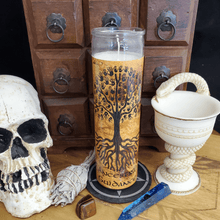 Load image into Gallery viewer, Ancestor - Novena Candle - 110 hour