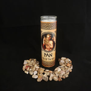Pan Novena Candle - 90 hour