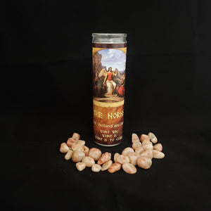 The Norns / three fates novena candle - 90 hour