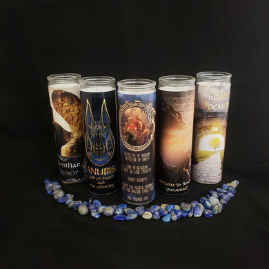 Any 5 Novena Candles - 90 hour