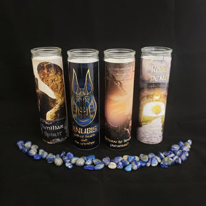 Any 4 Novena Candles - 90 hour