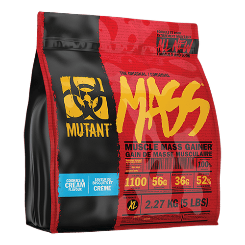 Mutant Mass 5lb - Derrimut 24:7 Gym