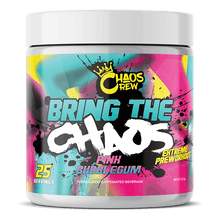 Load image into Gallery viewer, Chaos Crew Bring The Chaos Preworkout