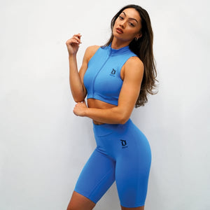 Derrimut 24:7 Gym Ladies Zip Up Crop