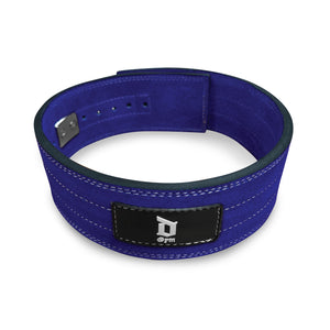 Derrimut 24:7 Gym Premium Power Lifting Belt - Blue