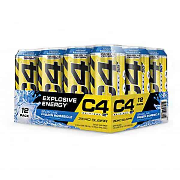 Cellucor C4 On The Go Carbonated RTD