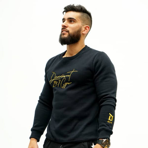 Derrimut 24:7 Gym Exclusive Crewneck Jumper - Derrimut 24:7 Gym