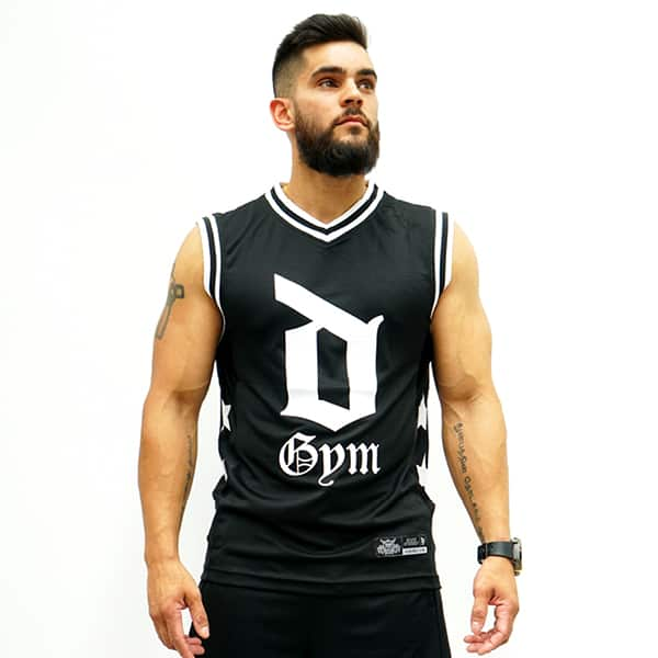 Derrimut 24:7 Gym Classic Basketball Singlet