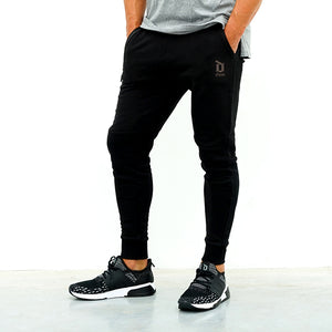 Derrimut 24:7 Gym Men's Slim Track Pants 2.0 - Black