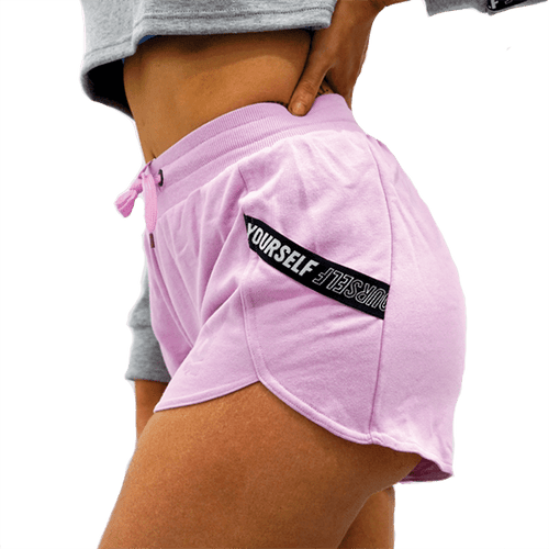 Derrimut 24:7 Gym Ladies Tape Running Shorts - Derrimut 24:7 Gym