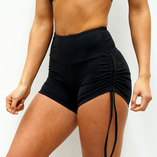 Derrimut 24:7 Gym Ladies Side-String Booty Shorts