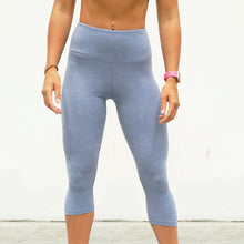 Load image into Gallery viewer, Derrimut 24:7 Gym 7/8 Leggings - Blue