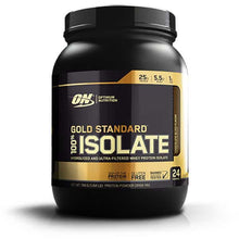 Load image into Gallery viewer, Optimum Nutrition Gold Standard 100% Isolate