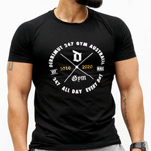 Load image into Gallery viewer, Derrimut 24:7 Gym Men's 10 year Anniversary Tee