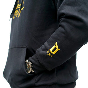 Derrimut 24:7 Gym Limited Edition Hoodie - Black