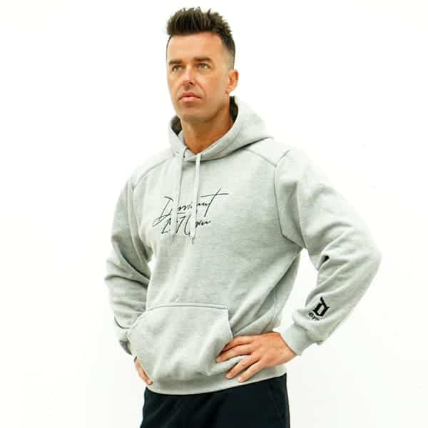 Derrimut 24:7 Gym Limited Edition Hoodie - Grey
