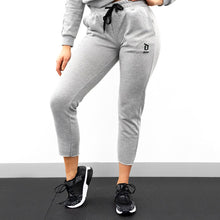 Load image into Gallery viewer, Derrimut 24:7 Ladies Drawstring Track Pants - Grey