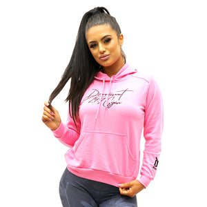 Derrimut 24:7 Gym Limited Edition Hoodie - Pink
