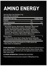Load image into Gallery viewer, Optimum Nutrition Amino Energy