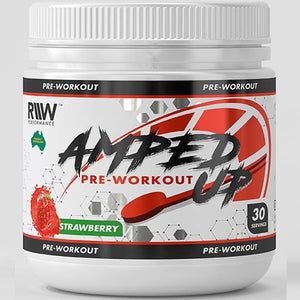 Ryderwear Amped Up Preworkout