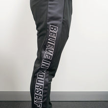 Load image into Gallery viewer, Derrimut 24:7 Gym Men's Retro Snap Pants - Black
