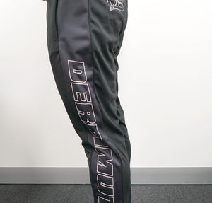 Derrimut 24:7 Gym Men's Track Pants - Black