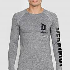 Derrimut 24:7 Premium Men's Performance Long Sleeve - D Gym