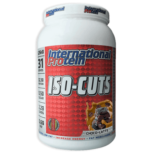 International Protein Iso Cuts - Derrimut 24:7 Gym