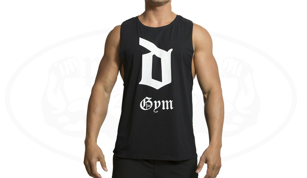 Derrimut 24:7 Gym Men's Muscle Cut Singlet